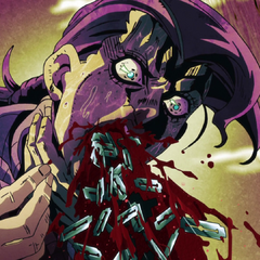 Doppio first attacked by <a href=