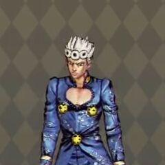 Giorno Costume A in <i>All Star Battle</i>