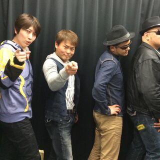Daisuke Ono & JO☆STARS -TOMMY, Coda, JIN-