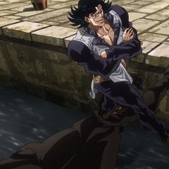 Steely Dan using Jotaro as a bridge