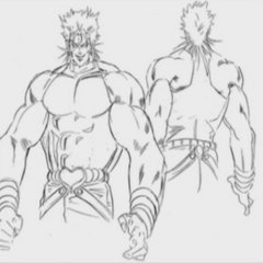 Awakened DIO Full Body Reference