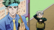 Rohan asks Koichi for help