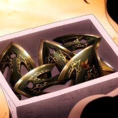 The Arrow Heads in anime