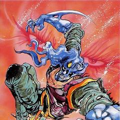Cover Artwork for Baoh Anime Video