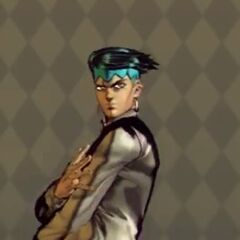 Rohan Costume D in <i>All Star Battle</i>