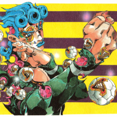 Giorno From Adidas Manga Fever (2002)