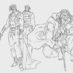 N'Doul Full Body Reference