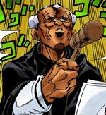 Elderly Judge