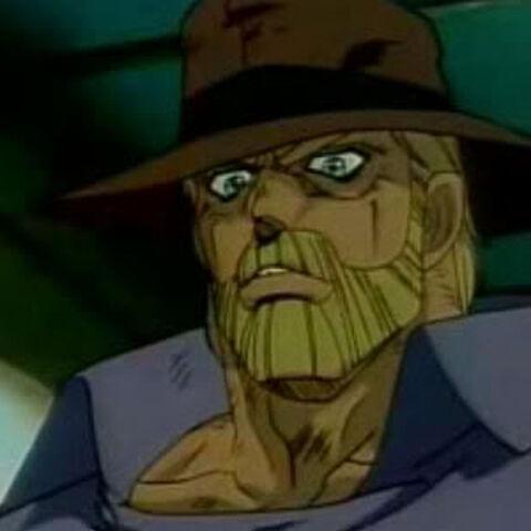 Joseph's appearance in the 1993 OVA