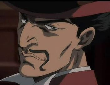 Will Zeppeli anime film