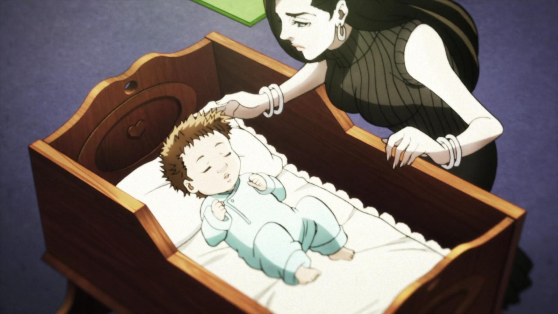 Elisabeth and son