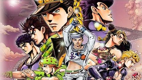 JoJo's Bizarre Adventure Eyes of Heaven Jotaro Invades the World's Stop time-0