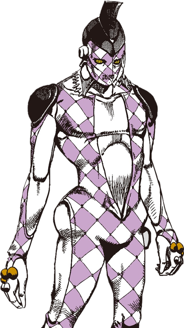 Purple Haze Distortion | JoJo's Bizarre Encyclopedia