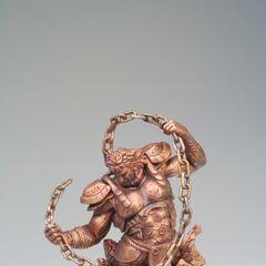 Bronze Tarkus