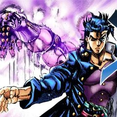 Star Platinum's Arm