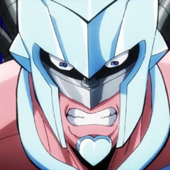 Crazy Diamond furious.