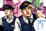 Morioh police officers