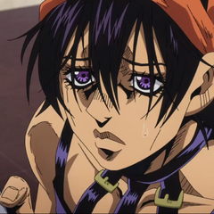 After Mista's spiel about why herbivorous animals taste better than carnivorous, Narancia points out that he eats mostly fruits