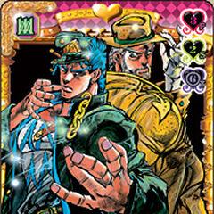 Jotaro & Joseph
