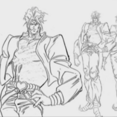 DIO Full Body Reference