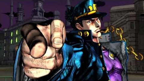 Jojo's Bizarre Adventure All Star Battle Trailer 1