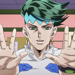 Rohan practicing his finger exercises (outfit from <i><a href=