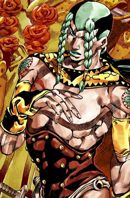 Sandman | JoJo's Bizarre Encyclopedia | FANDOM powered by Wikia
