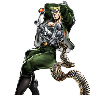 Stroheim's Heavy Machine Gun Mode render, <i><a href=