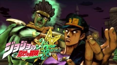 JoJo's Bizarre Adventure All Star Battle 'Debut Trailer' 1080p TRUE-HD QUALITY-0