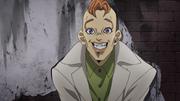 Kinoto grinning