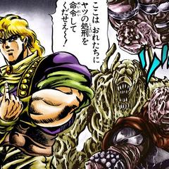 Dio's Zombies