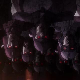 The 100 vampires under Kars command