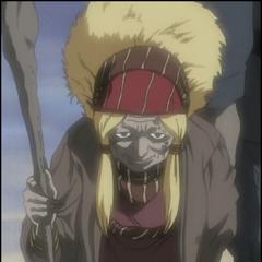 Эния в OVA