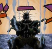 Cameo Burning Anime
