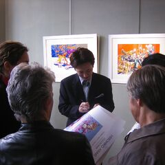 Araki at JoJo in Paris