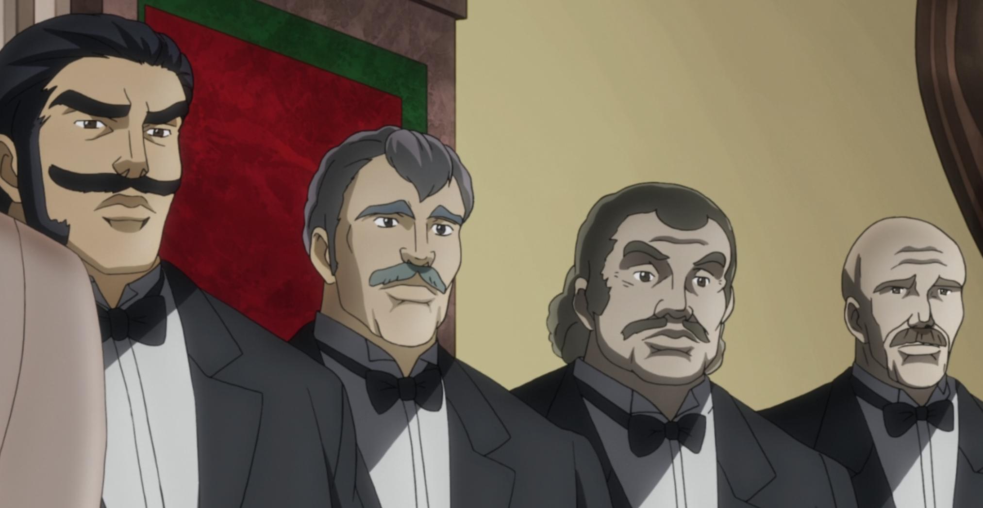 George's Doctors Anime