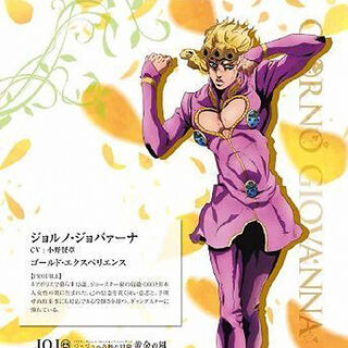 Giorno in art promoting a crossover event with <i>Lumine</i>