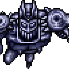 Silver Chariot sprite in the <a href=