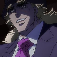 Speedwagon properly introduces himself