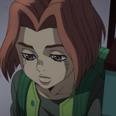 Hayato's initial appearance.