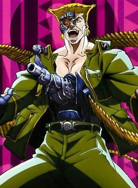 Cyborg-Strohiem Anime DVD12