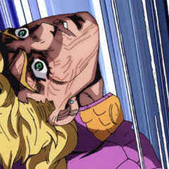 Giorno is delated by Soft Machine