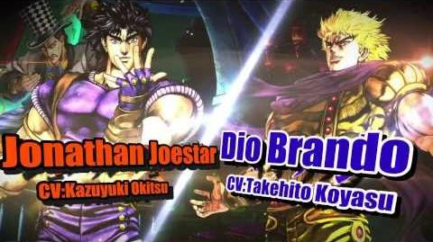 VOSTFR Trailer 6 - JoJo's Bizarre Adventure All Star Battle - PS3