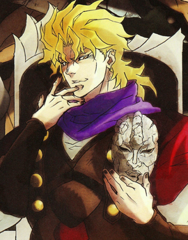 Dio Brando | JoJo's Bizarre Encyclopedia | FANDOM powered by