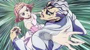 Kira discovers he's dead