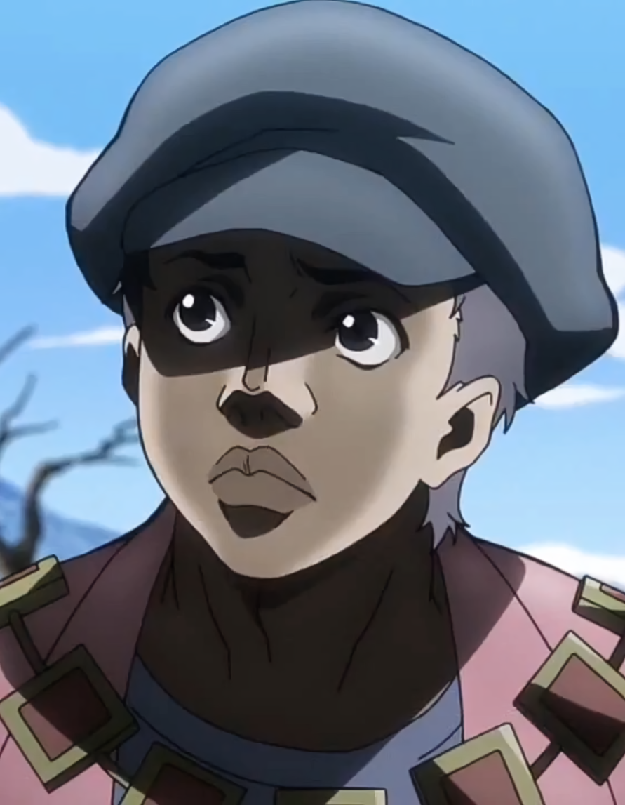 SmokeyBrown (Anime)