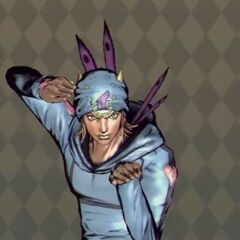 Johnny Costume A in <i>All Star Battle</i>