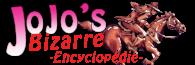 Jojo's Bizarre Encyclopédie
