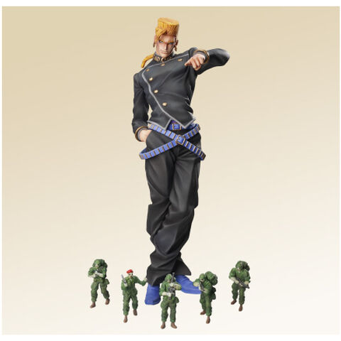 Keicho & Bad Company as figurines