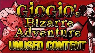 GioGio's Bizarre Adventure Unused Content and Details PART 2